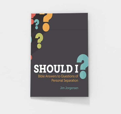 Should I by Jim Jorgensen