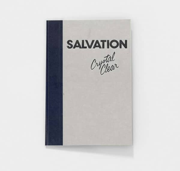 Salvation Crystal Clear by Curtis Hutson