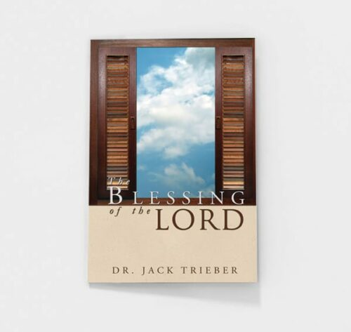 The Blessing of the Lord by Jack Trieber