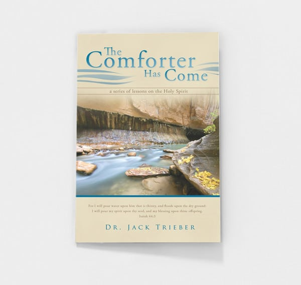 The Comforter Has Come by Jack Trieber