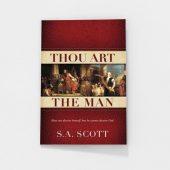 Thou Art the Man by S.A. Scott