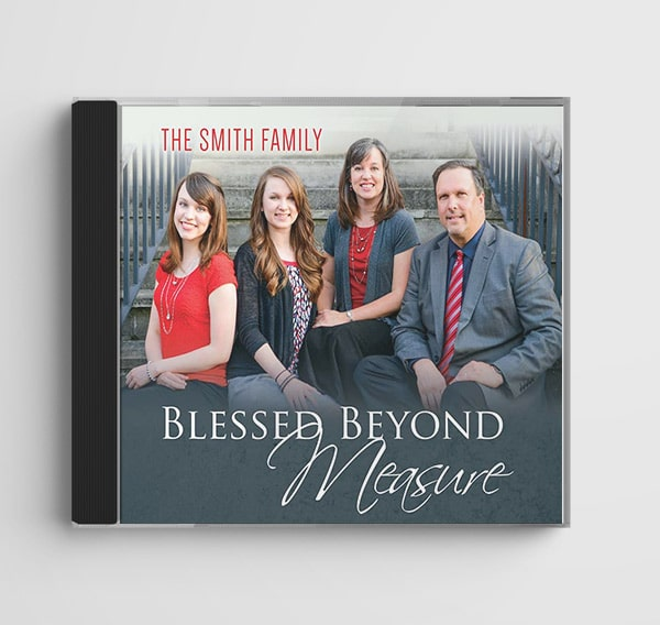 Blessed Beyond Measure by The Smith Family