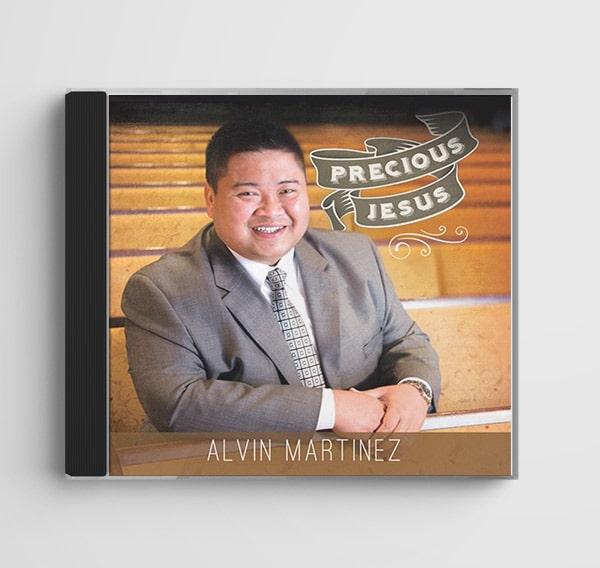 Precious Jesus by Alvin Martinez