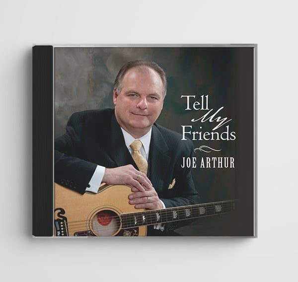 Tell My Friends by Joe Arthur