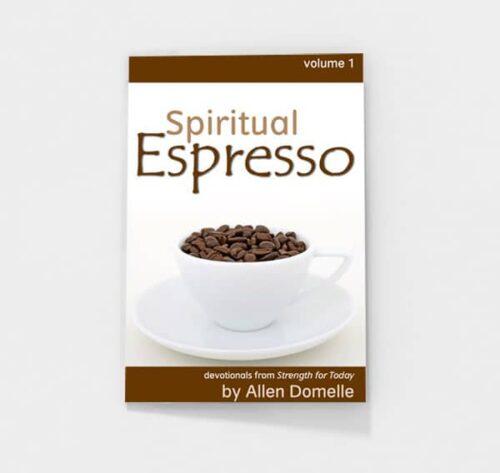 Spiritual Expresso Vol. 1 by Allen Domelle