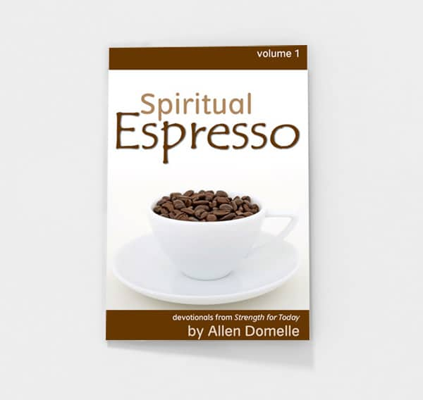 Spiritual Expresso Vol. 1 by Allen Domelle