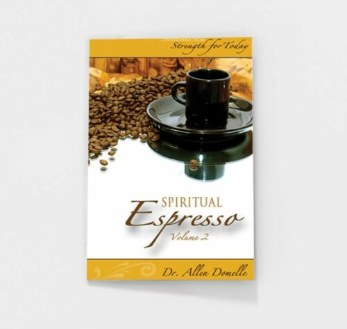 Spiritual Expresso Vol. 2 by Allen Domelle