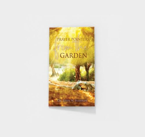 Prayer Pointers from the Garden by John Hamblin