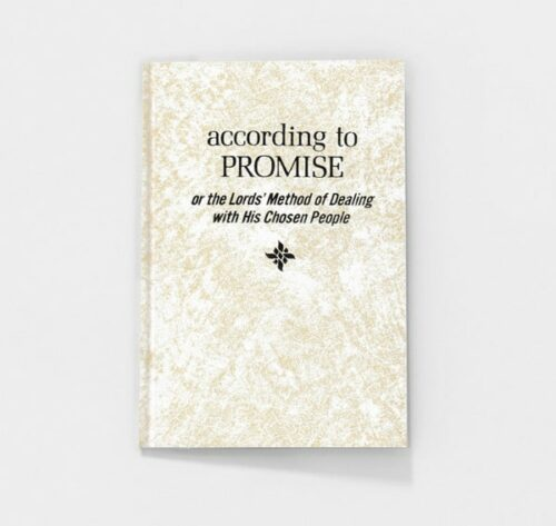 According To Promise by C.H. Spurgeon