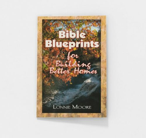 Bible Blueprints for Building Better Homes by Lonnie Moore