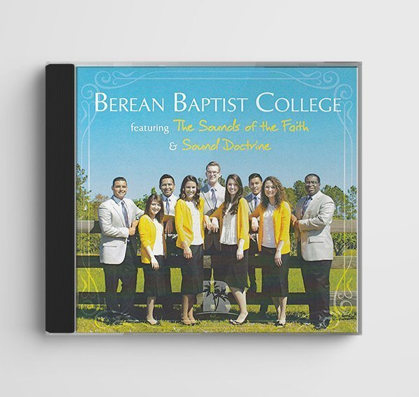 Jesus Saves by Berean Baptist College