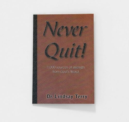 Never Quit by Lindsay Terry
