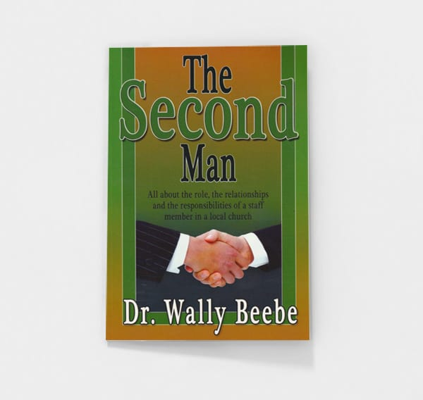 The Second Man by Wally Beebe