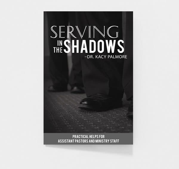 Serving In The Shadows by Kacy Palmore