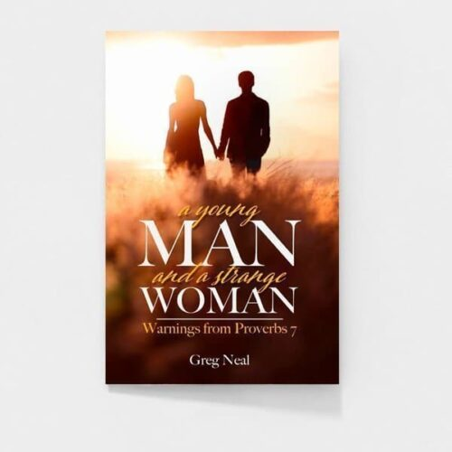 A Young Man and a Strange Woman by Greg Neal