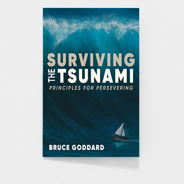 Surviving the Tsunami by Bruce Goddard