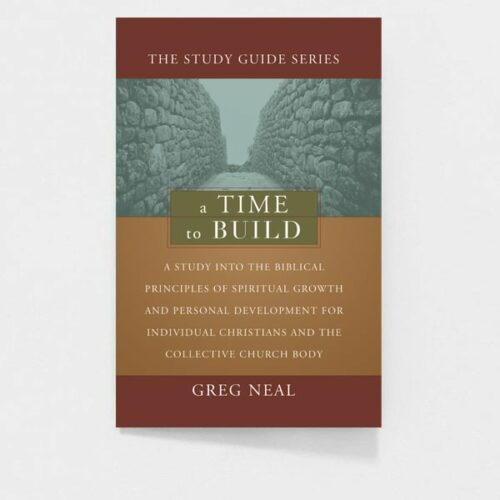 A Time to Build by Greg Neal